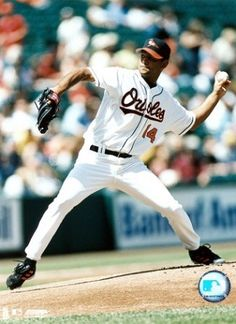 Omar Daal Daal, Baltimore Orioles
