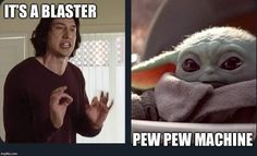 Baby Yoda Memes - Baby Star Wars - Ideas of Baby Star Wars - 50 Best Baby Yoda Memes Funniest Baby Yoda Memes Star Wars Mandalorian Memes Yoda Pictures, Yoda Images, Funny Pictures, Crazy Funny Memes, Really Funny Memes, Funny Relatable Memes, Star Wars Meme, Funny Star Wars, Star Trek