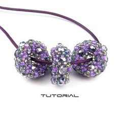 * great tutorials for Beaded Beads
