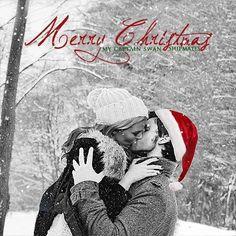 Captain Swan Christmas...just lovely!!