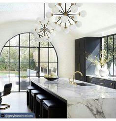 Top Three Kitchen Trends of 2018 Modern Kitchen Design Kitchen Top Trends Home Decor Kitchen, Interior Design Kitchen, Interior Decorating, Modern Interior, Space Kitchen, Interior Livingroom, Island Kitchen, Room Interior, Decorating Tips