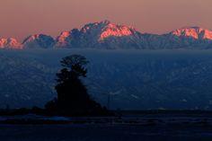 剣岳 富山湾 - Google 検索