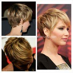 Corte de cabelo estilo Pixie