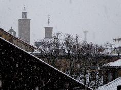 Adoquines y Losetas.: Nieve