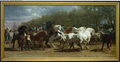 metropolitan museum of art paintings | Metropolitan Museum Of Art - European Paintings - Rosa Bonheur - The ...