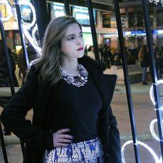 El 2016 tiene los días contados y en #PuntodeLu ya tenemos nuestro #outfit para #Nochevieja descúbrelo en el blog!! Link directo en la bio