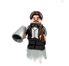 13 Professor Flitwick New Sealed No Lego Harry Potter