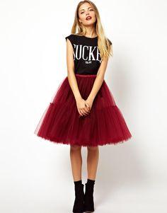 Asos Tulle Skirt