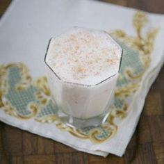 Make it a brunch to remember! Milk Punch Recipe: Popular throughout the south, milk punch is a soothing, adult eye-opener for any morning.