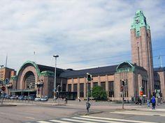 Helsinki Central Railway Station   E. Saarinen   1904-1914