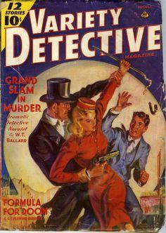 Variety Detective, Aug 19??