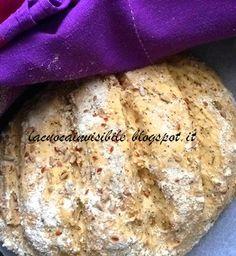 La cuoca invisibile...: Il gusto della natura - Pane ai cereali e il ritor...