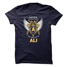 Never Underestimate The Power Of An  ALI