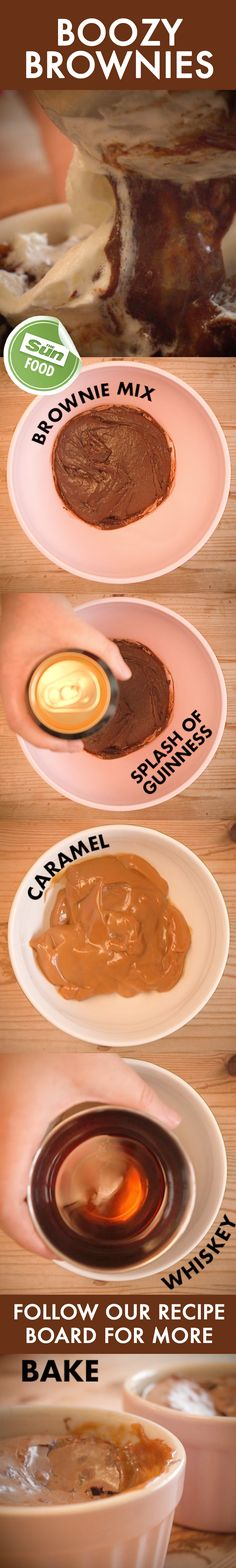 Because obviously combining booze and pudding is the best thing you could ever do