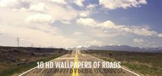 10 wallpapers of roads