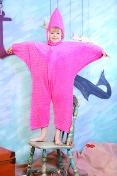 Starfish Costume Size 5/6 by LauriesGift on Etsy $40.00  sc 1 st  Pinterest & 78 best Theater and Costumes images on Pinterest | Costume ideas ...