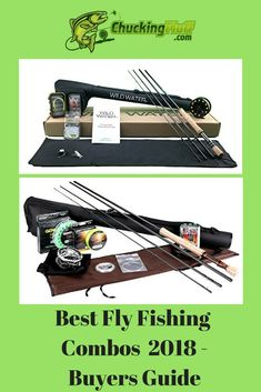 A combo fly fishing kit is a great gift for a beginner, it has everything they need to get started.