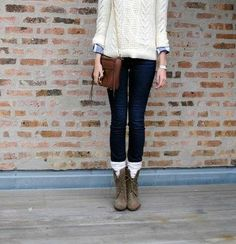 fall 2014 outfit leg warmers
