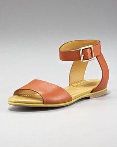 See by Chloé Flat Sandal.