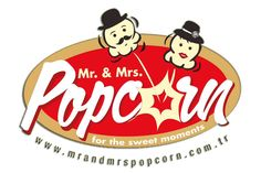 Mr. & Mrs. Popcorn