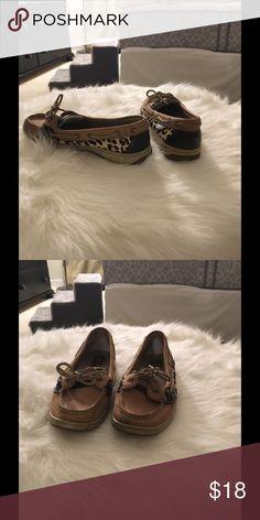 Leopard sperrys Leopard sperrys Shoes
