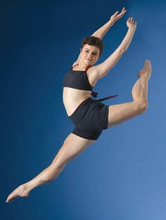 So You Think You Can Dance Winner Melanie Moore. She was my absolute favorite dancer on the show.