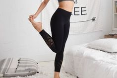 Aerie Move 7/8 Legging  by Aerie for American Eagle Outfitters | Some girls sweat