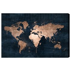 You'll love the Mapamundi Copper Painting Print on Wrapped Canvas at Wayfair.ca - Great Deals on all Décor  products with Free Shipping on most stuff, even the big stuff.