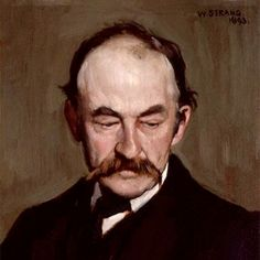 English novelist and poet Thomas Hardy. Recommended reading: Far from the Madding Crowd, The Return of the Native and most of all Tess of the d'Ubervilles