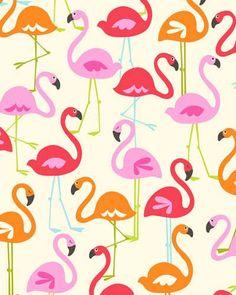 Snuggle Flamingo Flannel