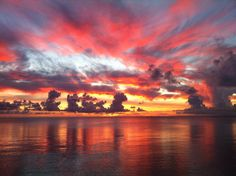 Rosa, Tramonto #Bermuda http://www.gotobermuda.it/default/