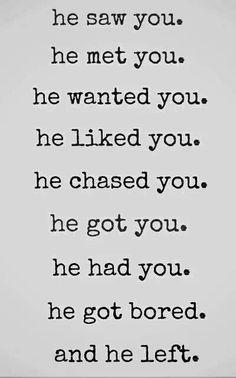 True but i still miss him sad huh?