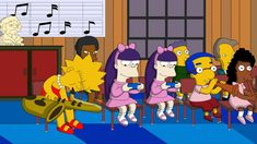 THE SIMPSONS (1989-present; Fox, USA; theme by Danny Elfman) ****TOP 20**** Nothing much to say here; it's one of the greats. I'm linking to a funny crossover intro featuring the cast of The Family Guy. Music's the same. (KevinR@Ky)