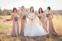 Rustic Fynbos Wedding at Makinky Manzi by 5 Talents Photography {Jean-Marie & Jaques}