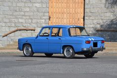 Renault 8 Gordini Automobile, Ford, Limousine, First Car, Manual Transmission, Classic Cars, Vehicles, Scooters, Planes