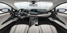 2017 BMW i8S Interior