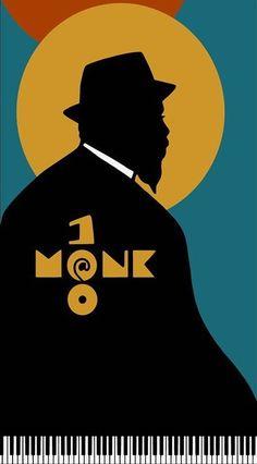 "Commemorative illustration for 100 years of his birth. ""Jazz is freedom. American Art, Album Art, Illustrations And Posters, Rock Posters, Jazz Poster, Blue Art, Poster Art, Art, Musical Art"