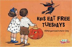 Bring in the little ones for a treat today (no tricking ; Kids Eat Free every Tuesday from to Valid at only. Halloween Film, No Doy Mas, Coraline, Tim Burton, Frankenstein, Little Ones, Disney Characters, Fictional Characters, Horror