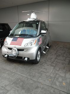 Smart Car - Helicopter