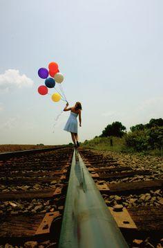 Balloons by ~hellocaitie on deviantART