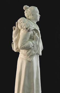 Late For A Picnic With Sarah - sculpture by Jonathan van der Walt Resin Sculpture, Bronze Sculpture, Contemporary Artists, Picnic, Van, Statue, Artwork, Work Of Art, Auguste Rodin Artwork