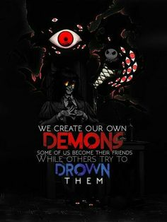 Demons • Anime Quote