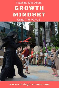 Using the FORCE to create a Growth Mindset - Raising Dreamers