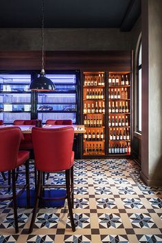 Burger Lobster Manchester London Restaurant Interior Design By DesignLSM Photography C