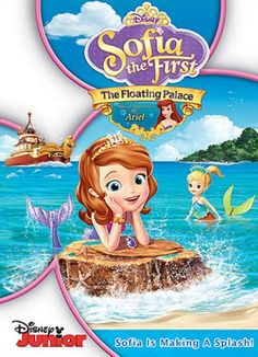 Sofia the First: The Floating Palace FREE Printable Activity Sheets