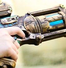 Steampunk Nerf Gun Mods