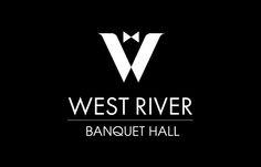 West River Banquet Hall logo was created by Tomasz Borowicz, an award-winning logo designer.