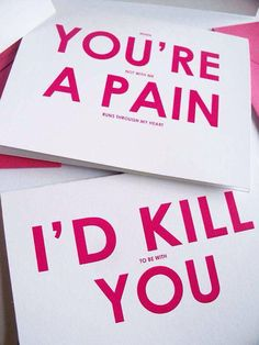 Awesome tricky valentines day cards