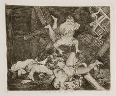 Prado - Los Desastres de la Guerra - No. 30 - Estragos de la guerra - Francisco de Goya - Wikipedia, la enciclopedia libre