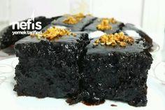 Püf Noktalarıyla Islak Kek (Nefis Ve Kokusuz) Wet Cake with Tricks (Yummy And Odorless) Mousse Au Chocolat Torte, Turkish Kitchen, Cheesecake Brownies, Turkish Recipes, Something Sweet, Desert Recipes, Cake Recipes, Food And Drink, Tasty